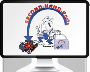 Second-Hand-Parts Cyran Logo