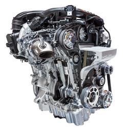 Gebrauchter Benzinmotor